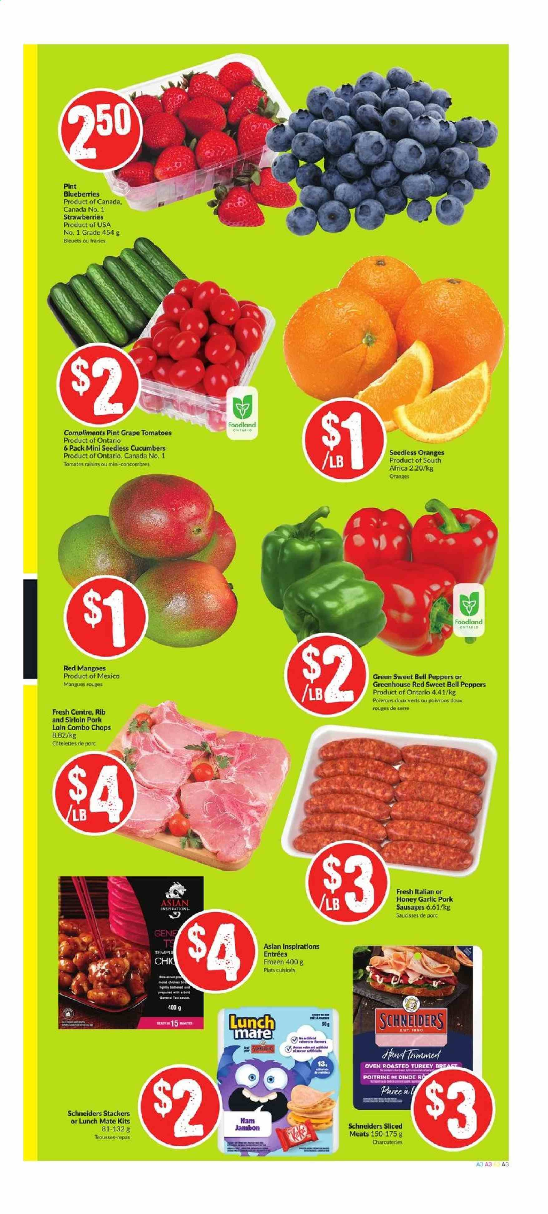FreshCo. Flyer  - August 01, 2019 - August 07, 2019. Page 3.