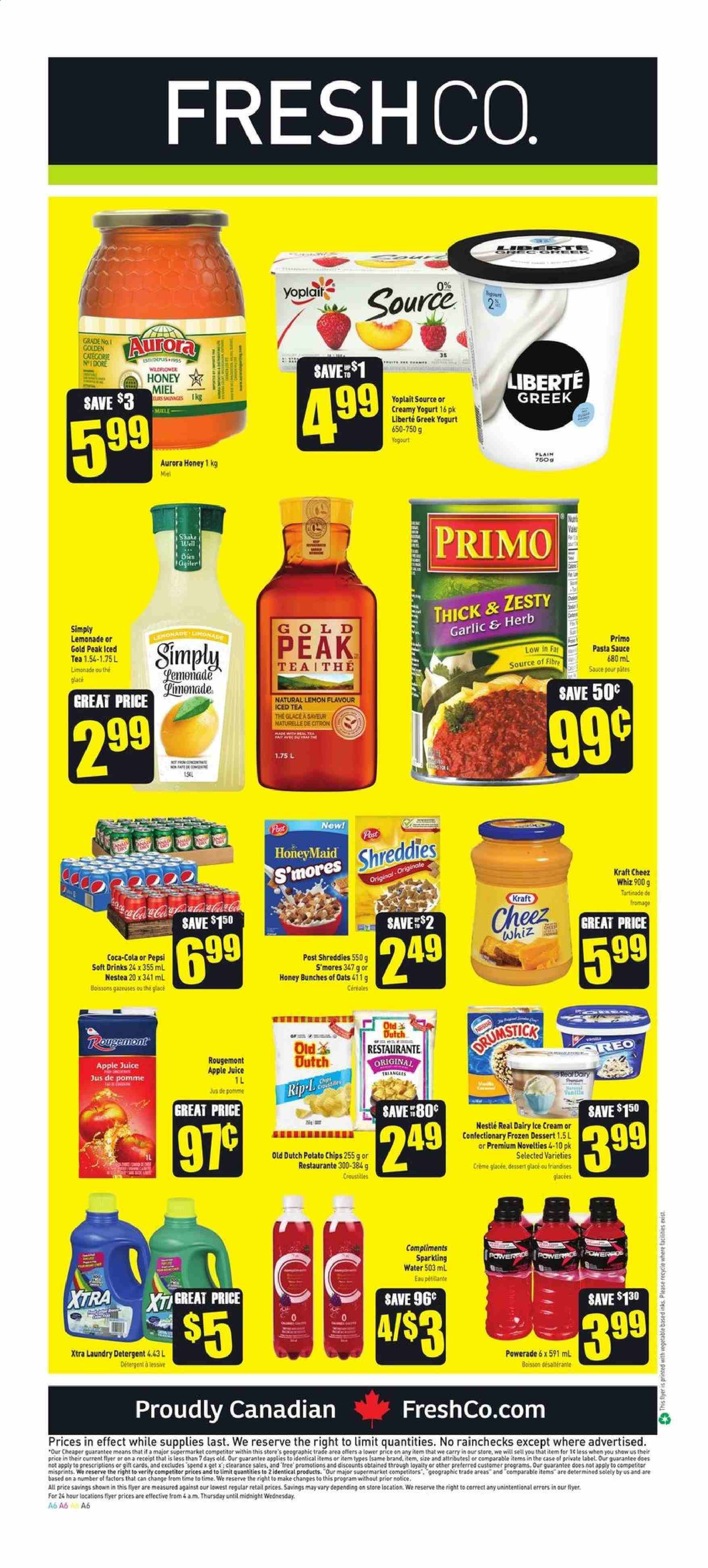 FreshCo. Flyer  - August 08, 2019 - August 14, 2019. Page 6.