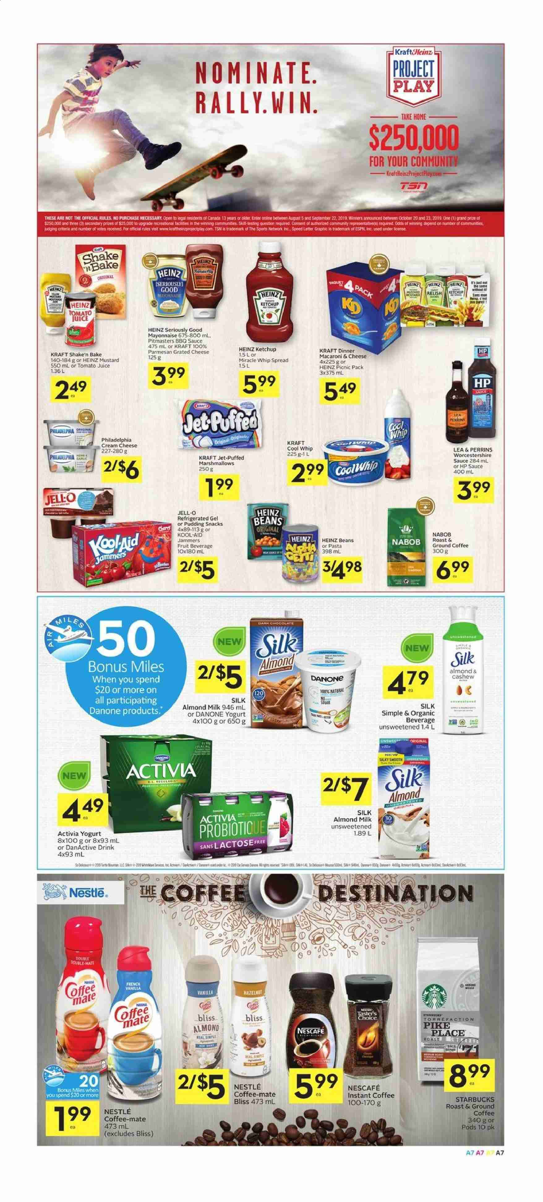 Foodland Flyer  - August 08, 2019 - August 14, 2019. Page 7.
