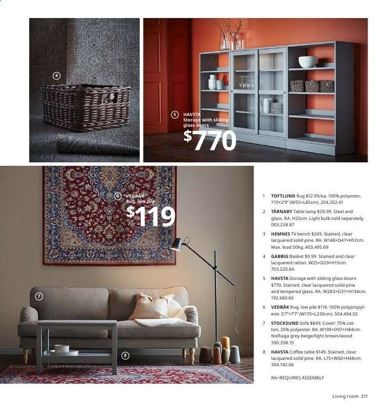 Cur Ikea Flyer August 07 2019 July 31 2020 Ca
