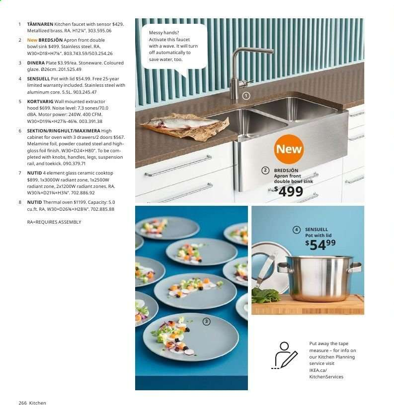 Current IKEA flyer August 07, 2019 - July 31, 2020 | Ca