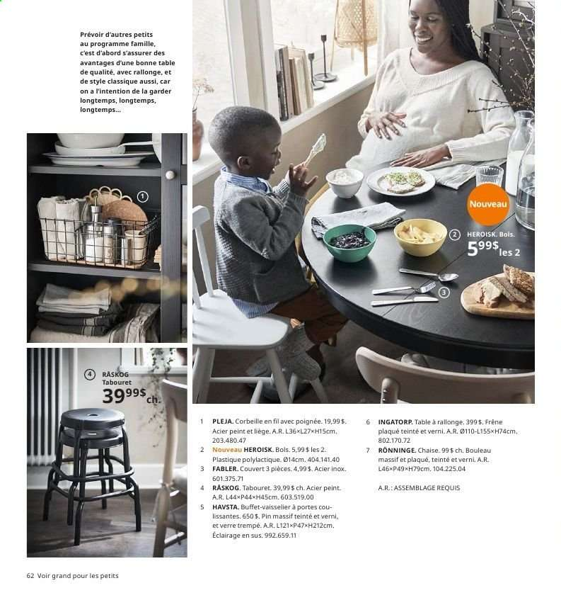 Current Ikea Flyer August 07 2019 July 31 2020 Canadian Flyers