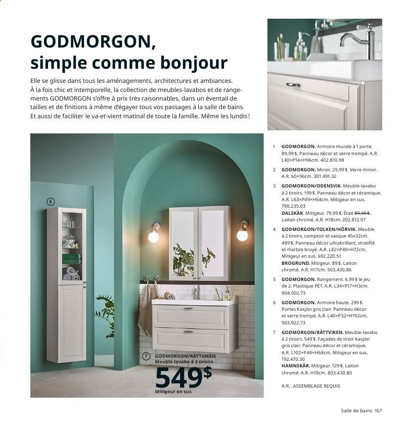 Ikea Flyer August 07 2019 July 31 2020 Canadian Flyers