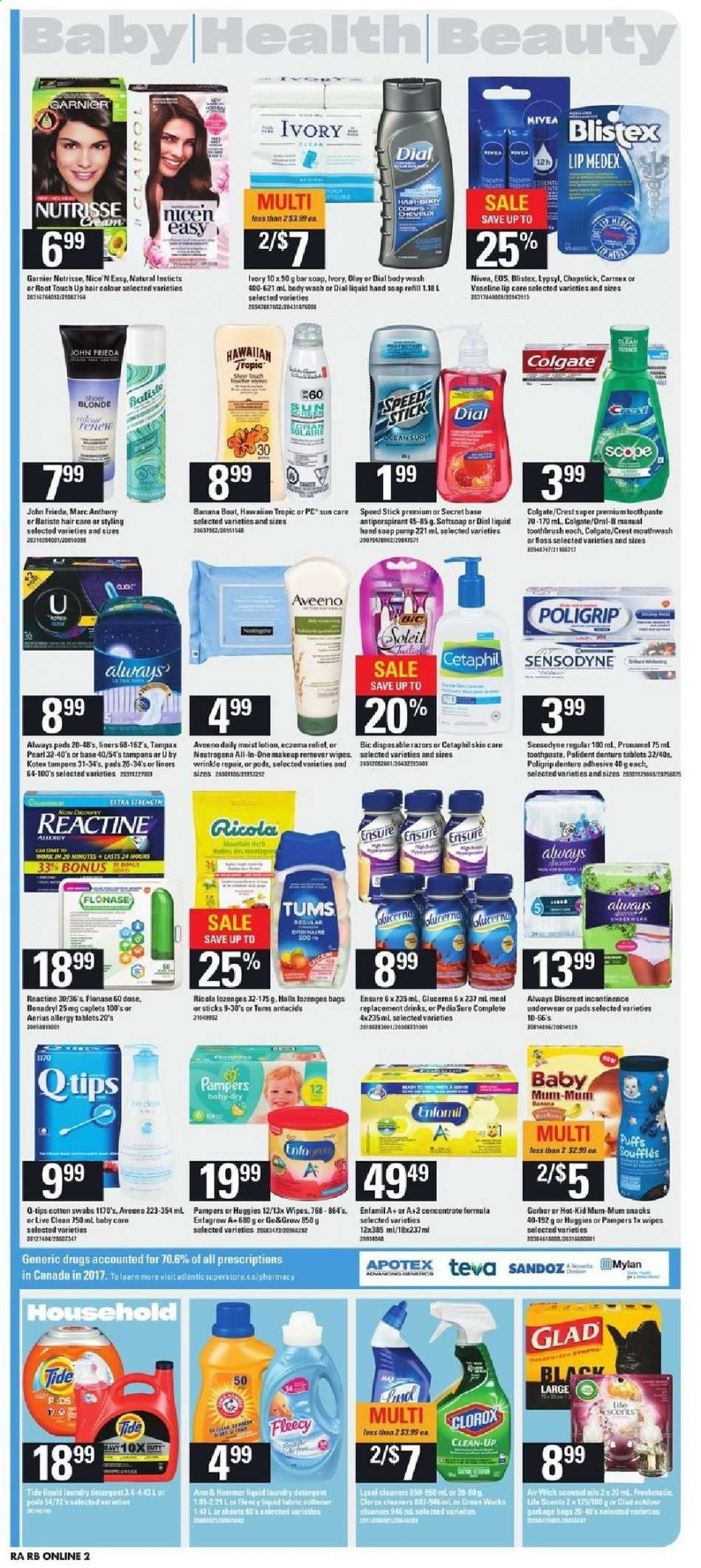 Current Atlantic Superstore flyer August 15, 2019 - August