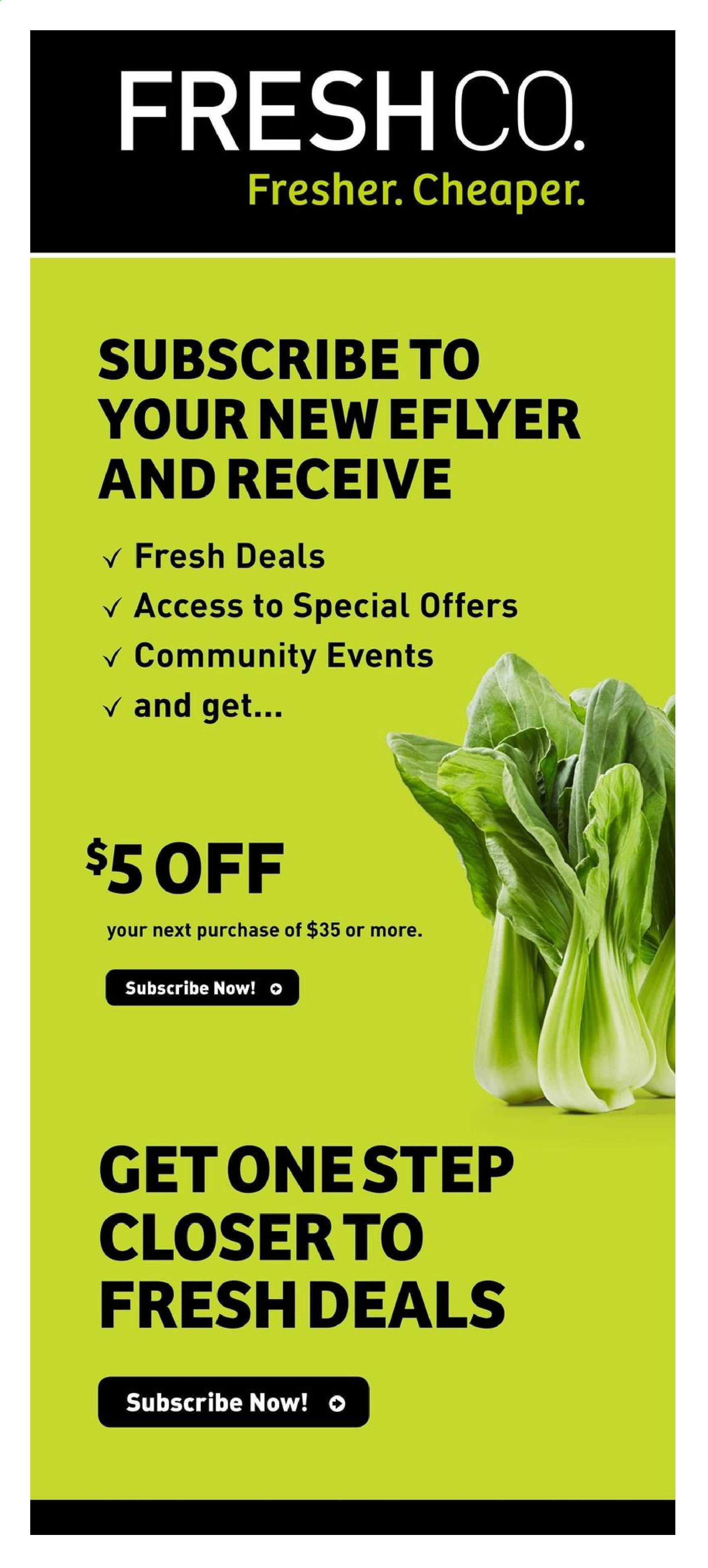 FreshCo. Flyer  - August 15, 2019 - August 21, 2019. Page 8.