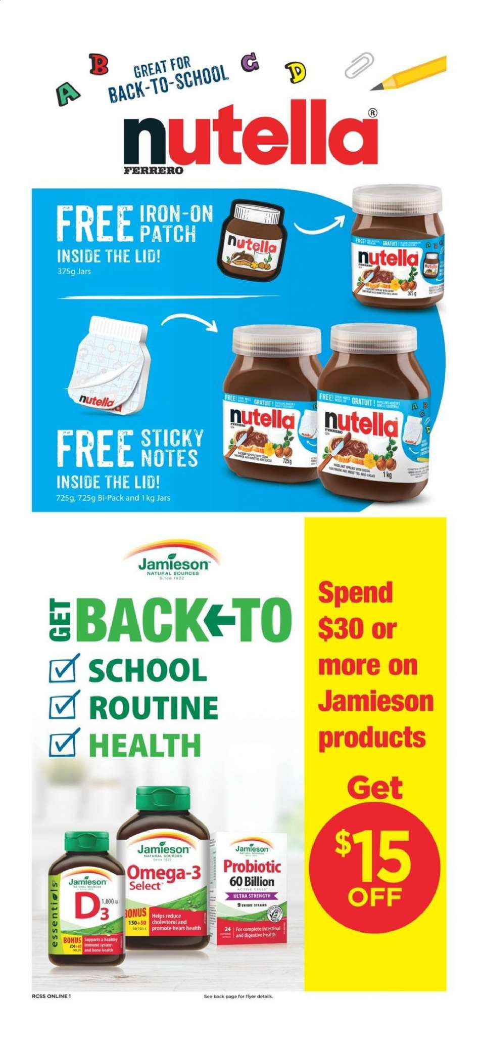 Current Real Canadian Superstore flyer August 15, 2019