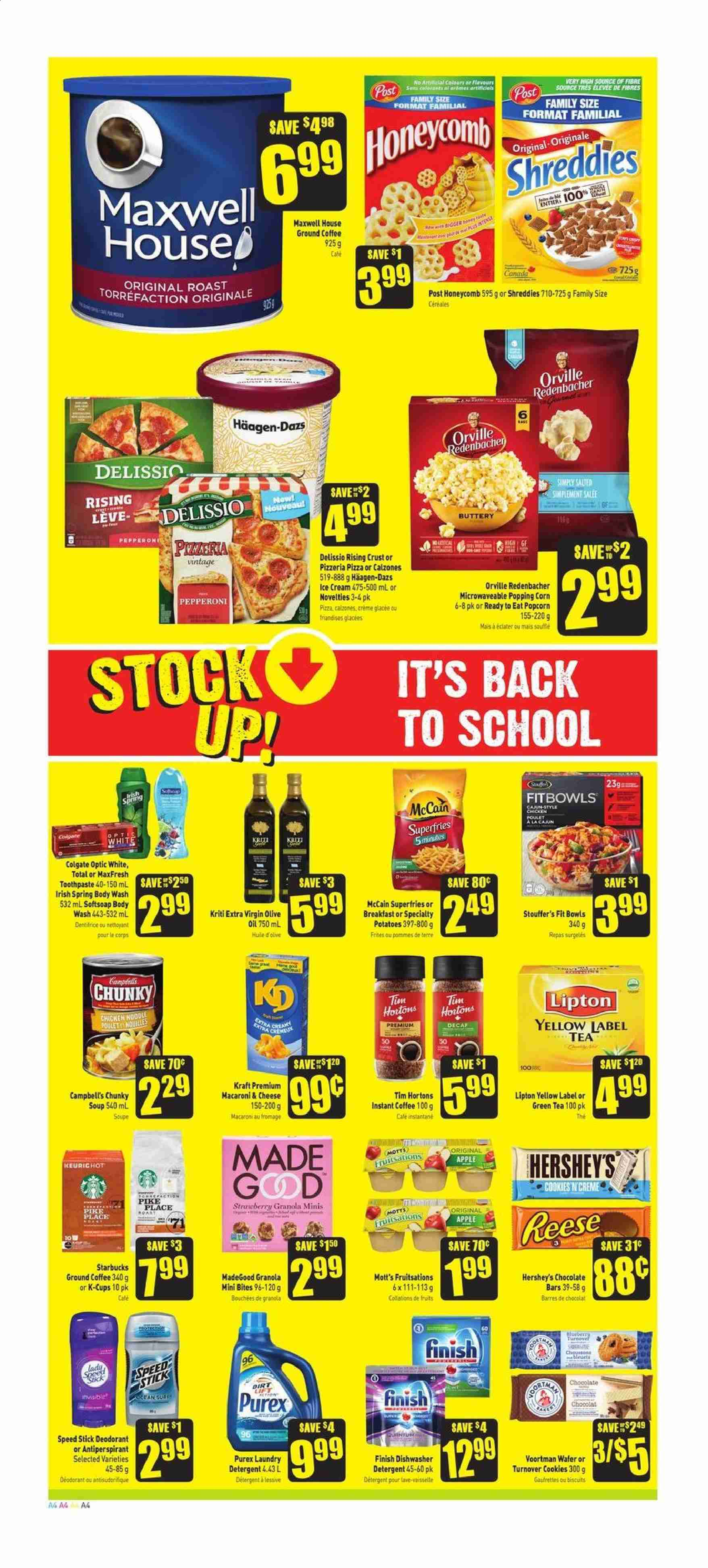 FreshCo. Flyer  - August 29, 2019 - September 04, 2019. Page 4.