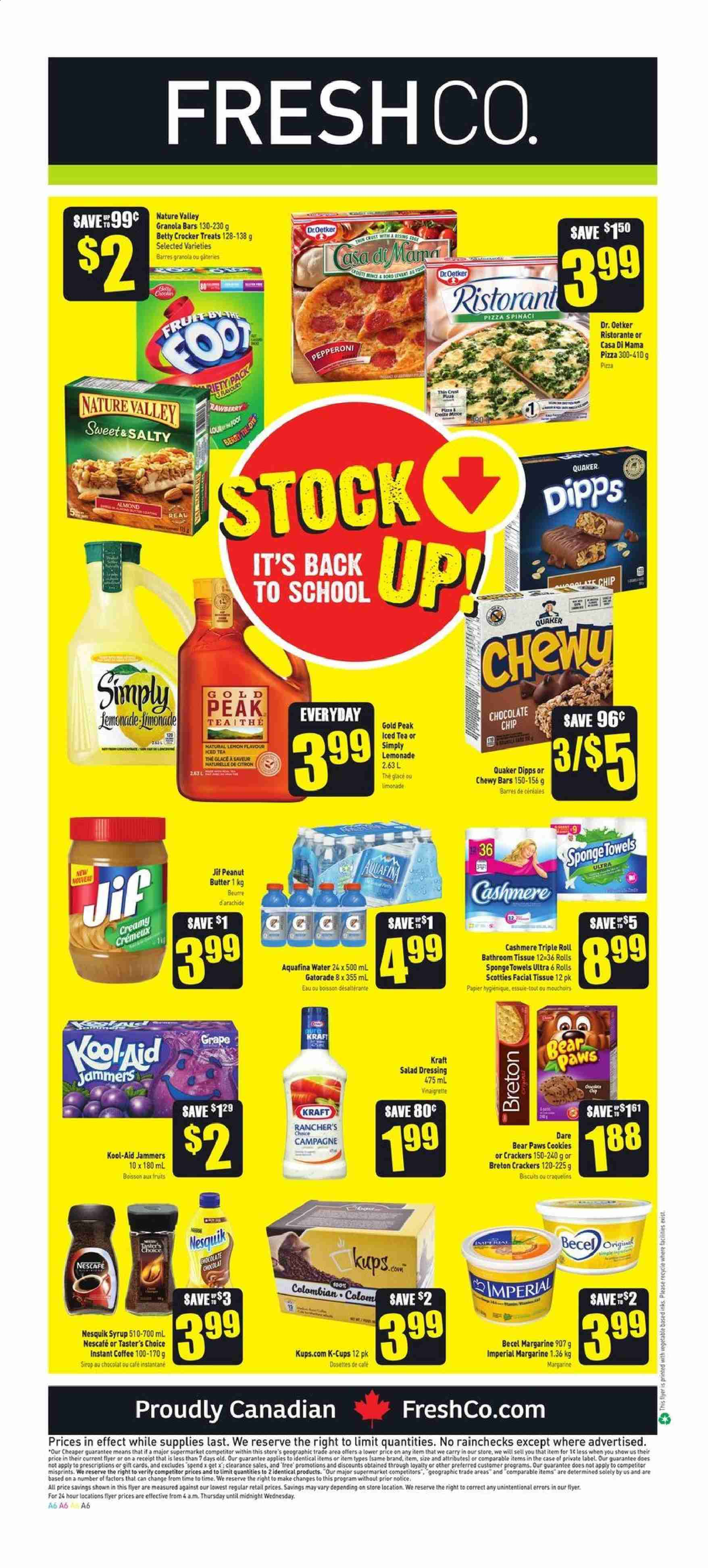 FreshCo. Flyer  - August 29, 2019 - September 04, 2019. Page 6.