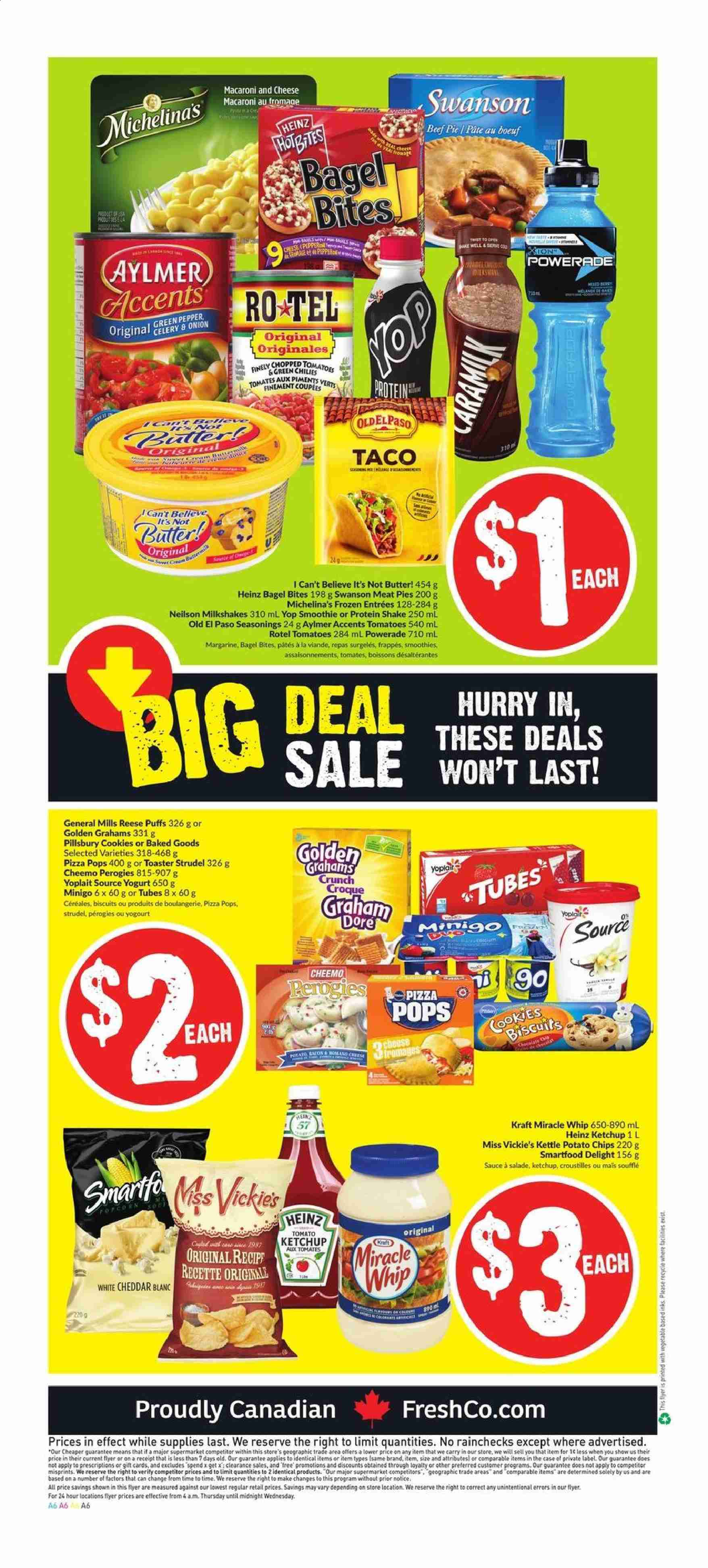 FreshCo. Flyer  - September 05, 2019 - September 11, 2019. Page 6.