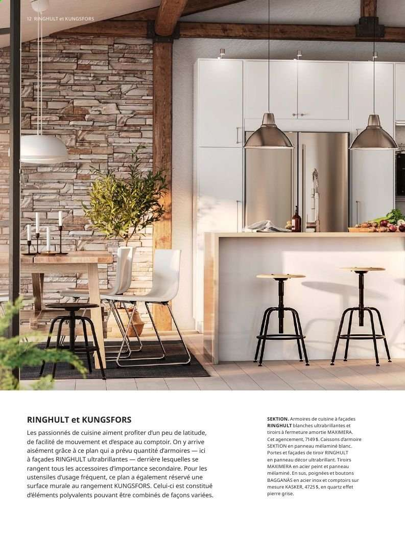 Cuisine Sur Mesure Ikea current ikea flyer september 12, 2019 - july 31, 2020