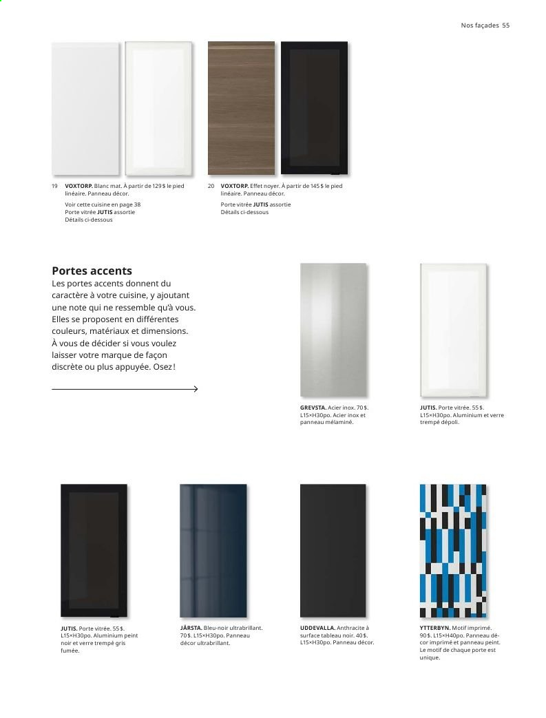 Ikea Flyer September 12 2019 July 31 2020 Page 55 Canadian Flyers
