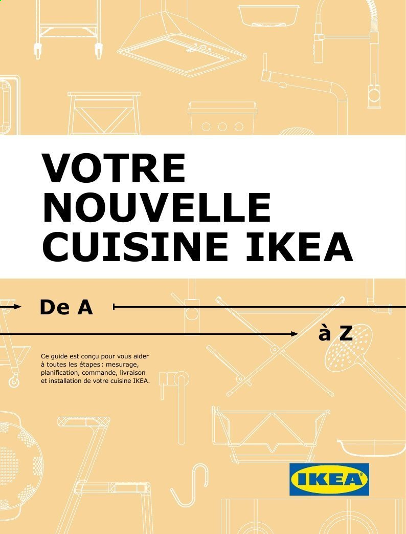Circulaire IKEA. Page 1.