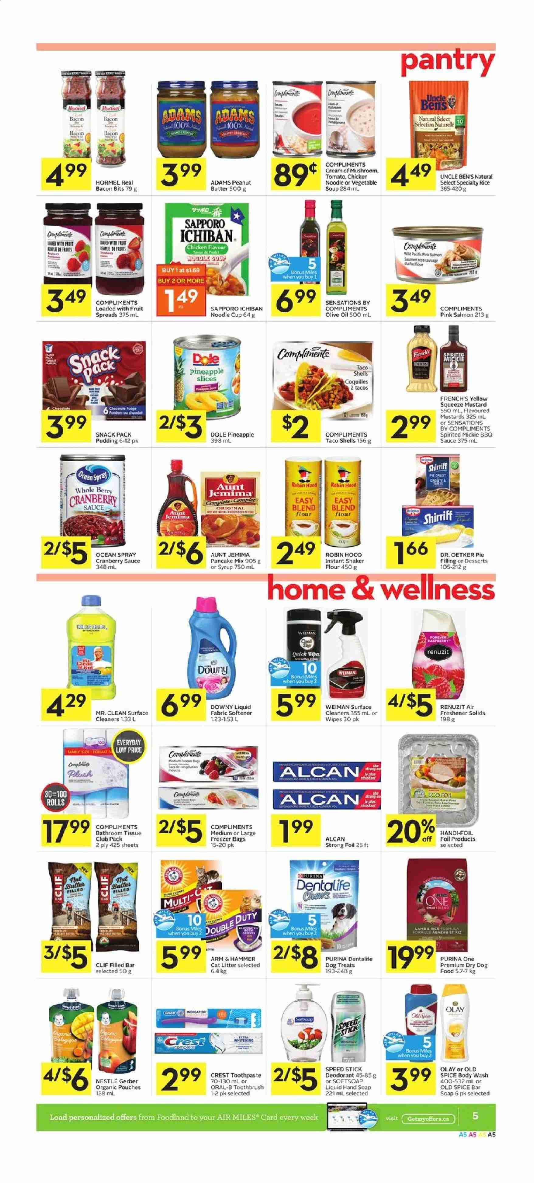 Foodland Flyer  - October 03, 2019 - October 09, 2019. Page 5.