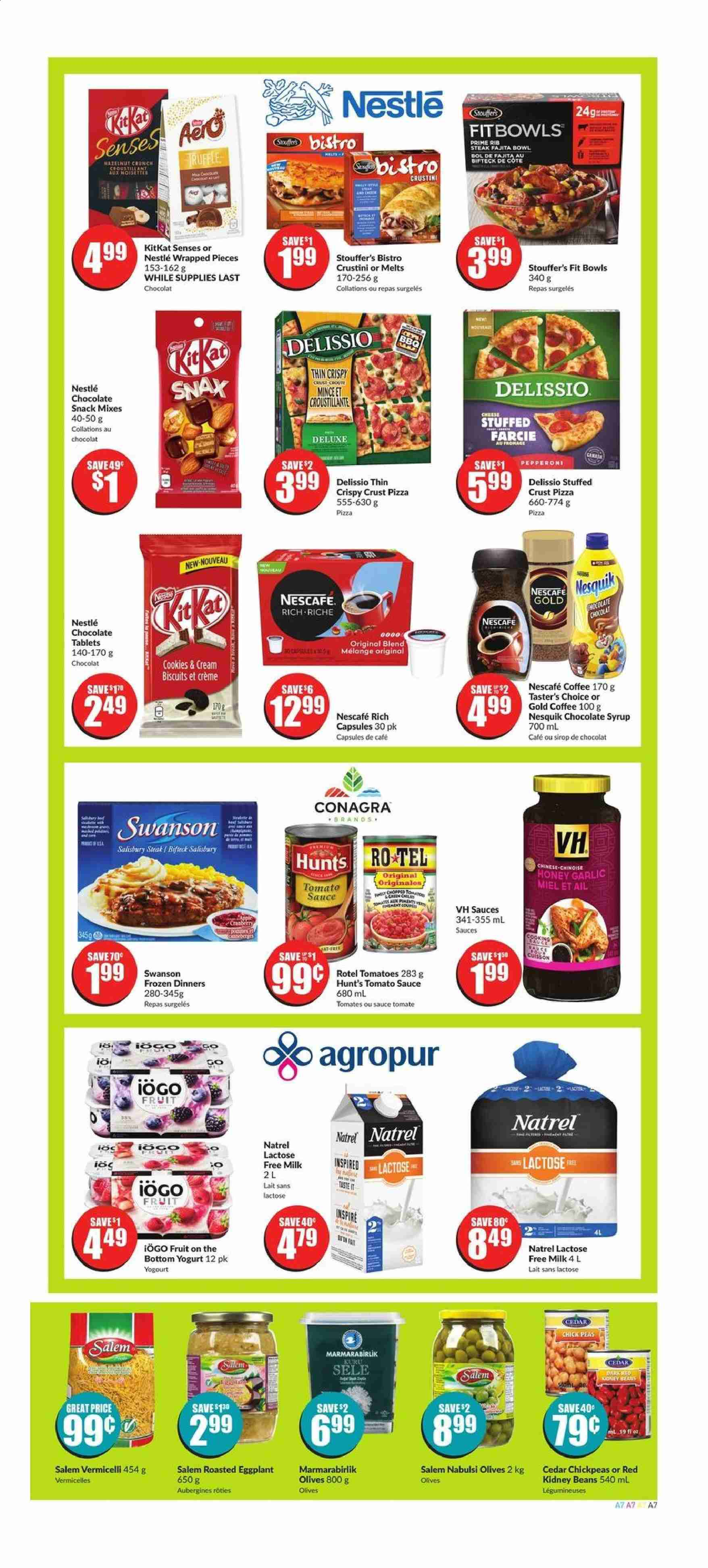 FreshCo. Flyer  - October 03, 2019 - October 09, 2019. Page 7.