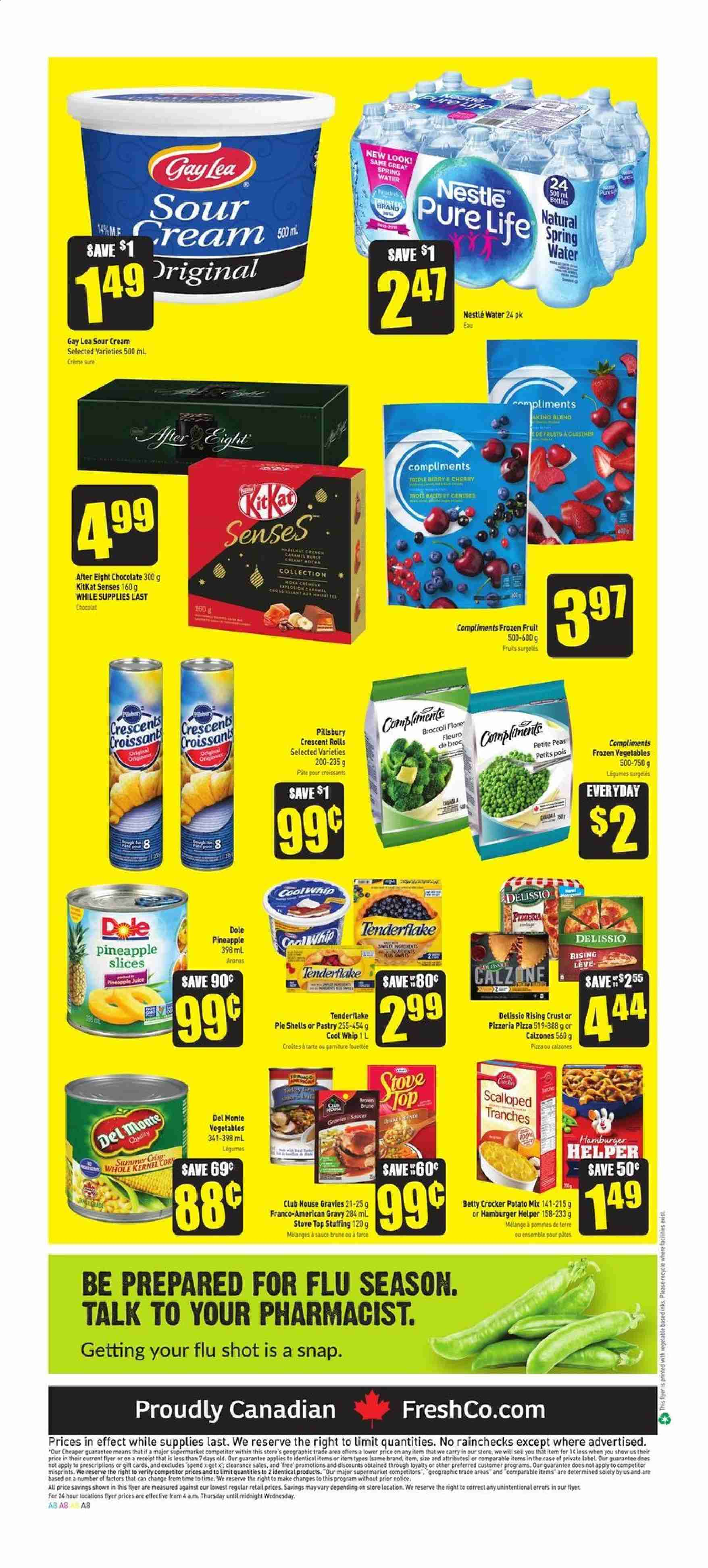 FreshCo. Flyer  - October 03, 2019 - October 09, 2019. Page 8.