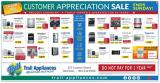 Trail Appliances Flyer - October 03, 2019 - October 06, 2019.