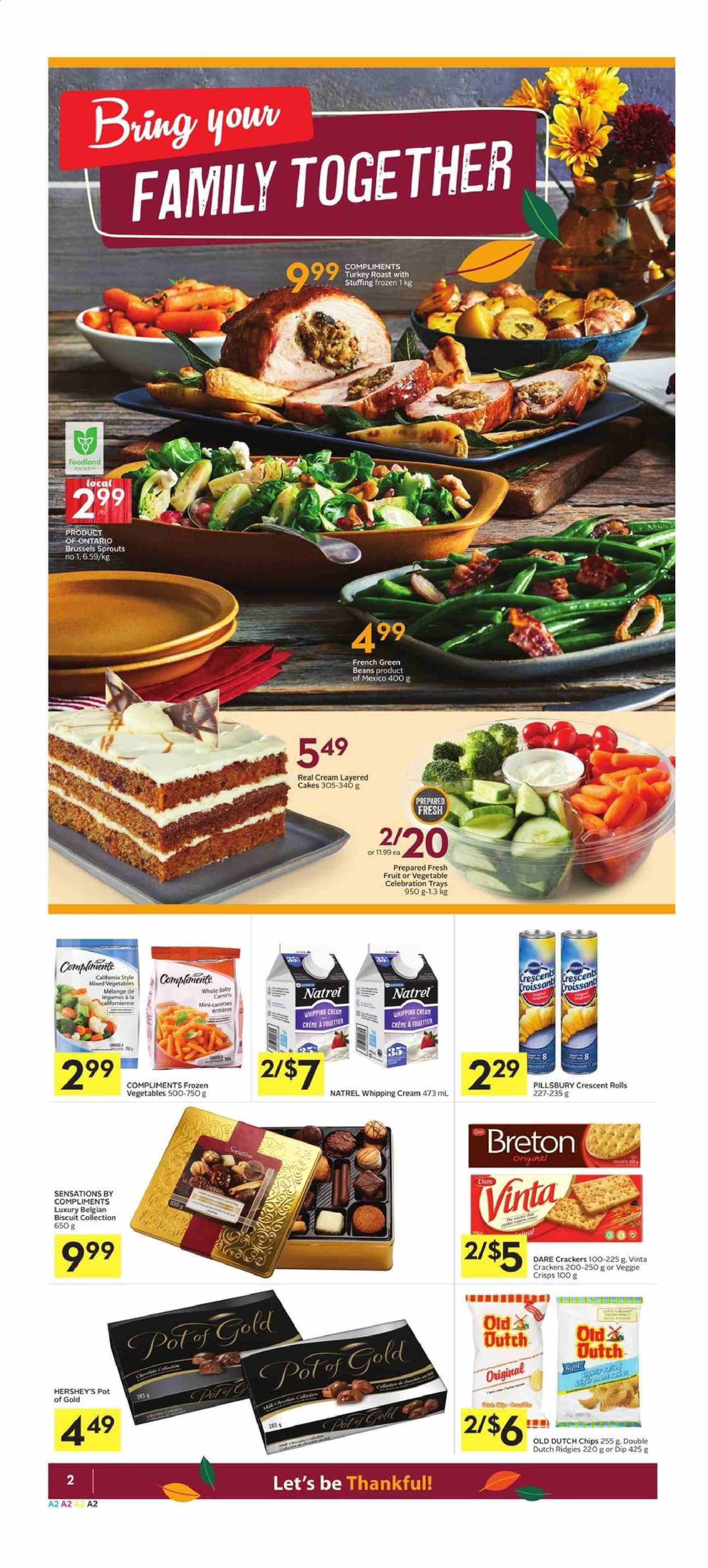 Foodland Flyer  - October 10, 2019 - October 16, 2019. Page 2.