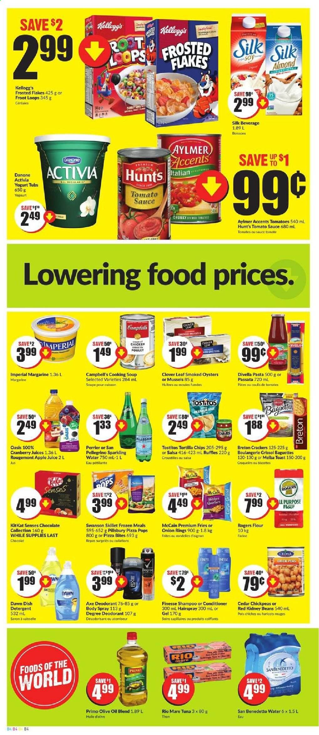 FreshCo. Flyer  - October 10, 2019 - October 16, 2019. Page 4.