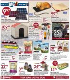 Peavey Mart Flyer - November 01, 2019 - November 10, 2019.