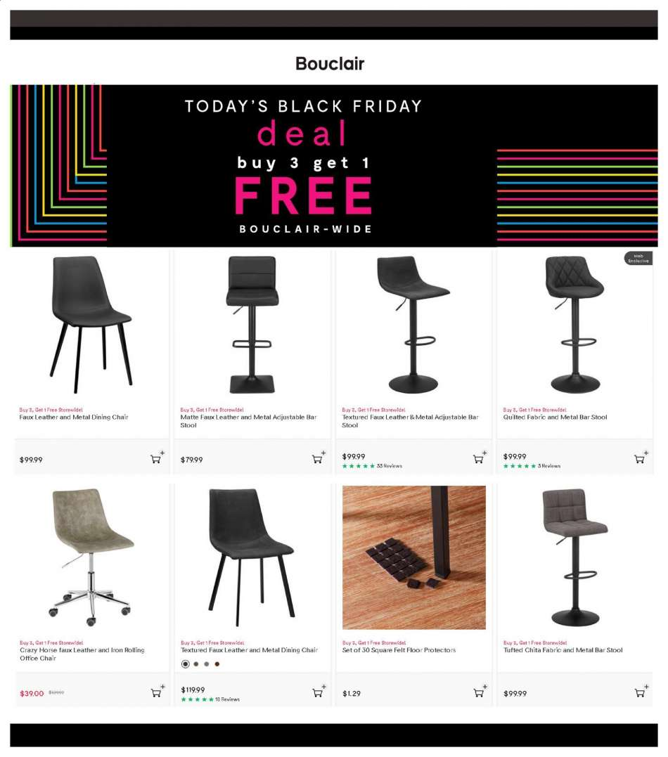 Marvelous Current Bouclair Flyer November 27 2019 November 27 2019 Gmtry Best Dining Table And Chair Ideas Images Gmtryco