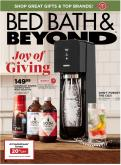 Bed Bath & Beyond Flyer - December 11, 2019 - January 13, 2020.