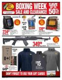 Bass Pro Shops Flyer - December 26, 2019 - January 08, 2020.