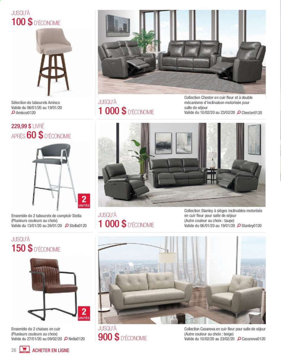 Couleur Salle De Sejour current costco flyer january 01, 2020 - february 29, 2020