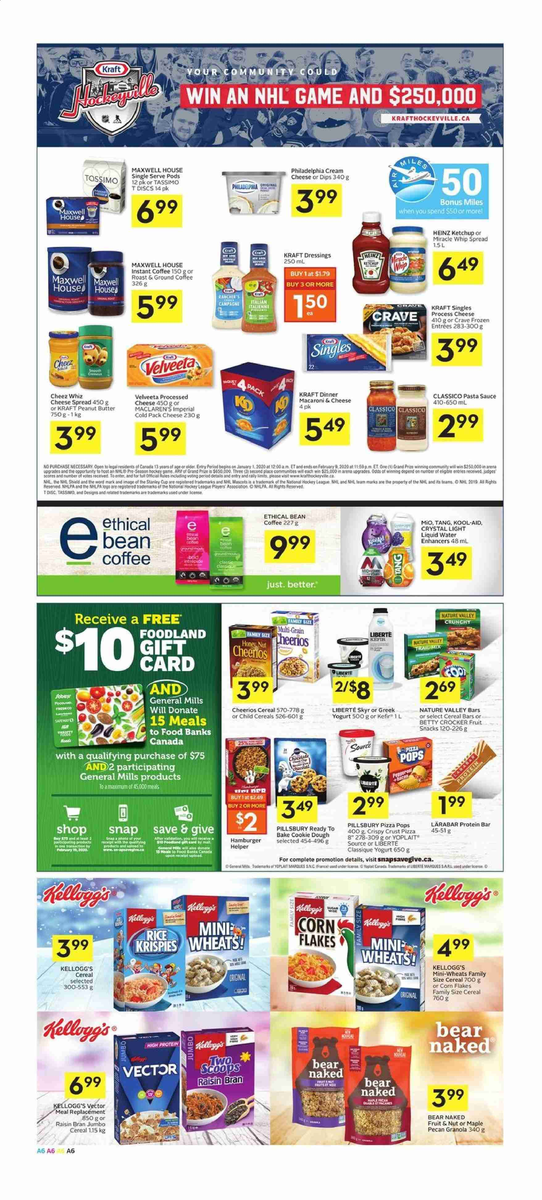 Foodland Flyer  - January 09, 2020 - January 15, 2020. Page 6.