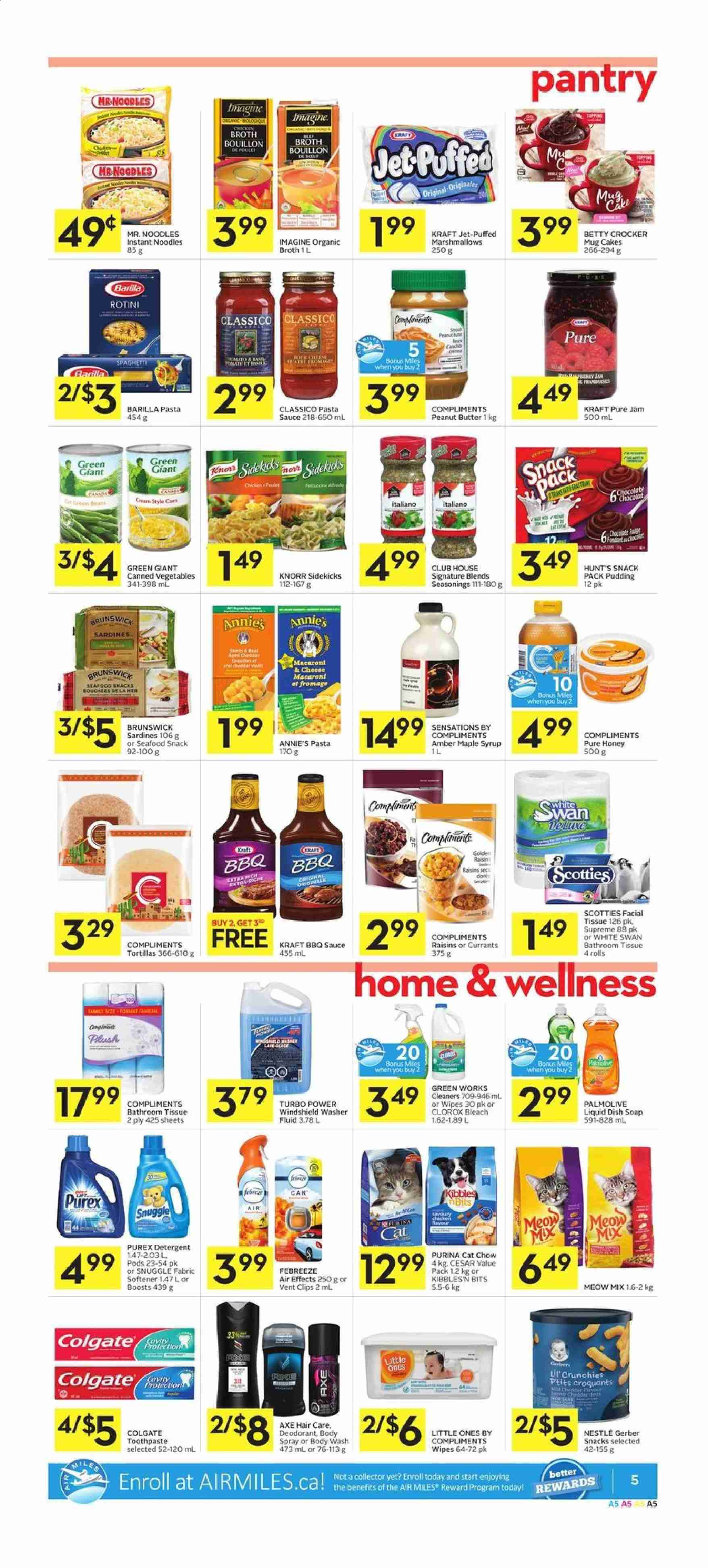 Foodland Flyer  - January 16, 2020 - January 22, 2020. Page 5.