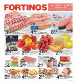 Fortinos Flyer - January 16, 2020 - January 22, 2020.