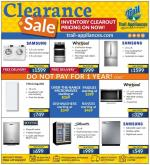 Trail Appliances Flyer - January 16, 2020 - January 26, 2020.