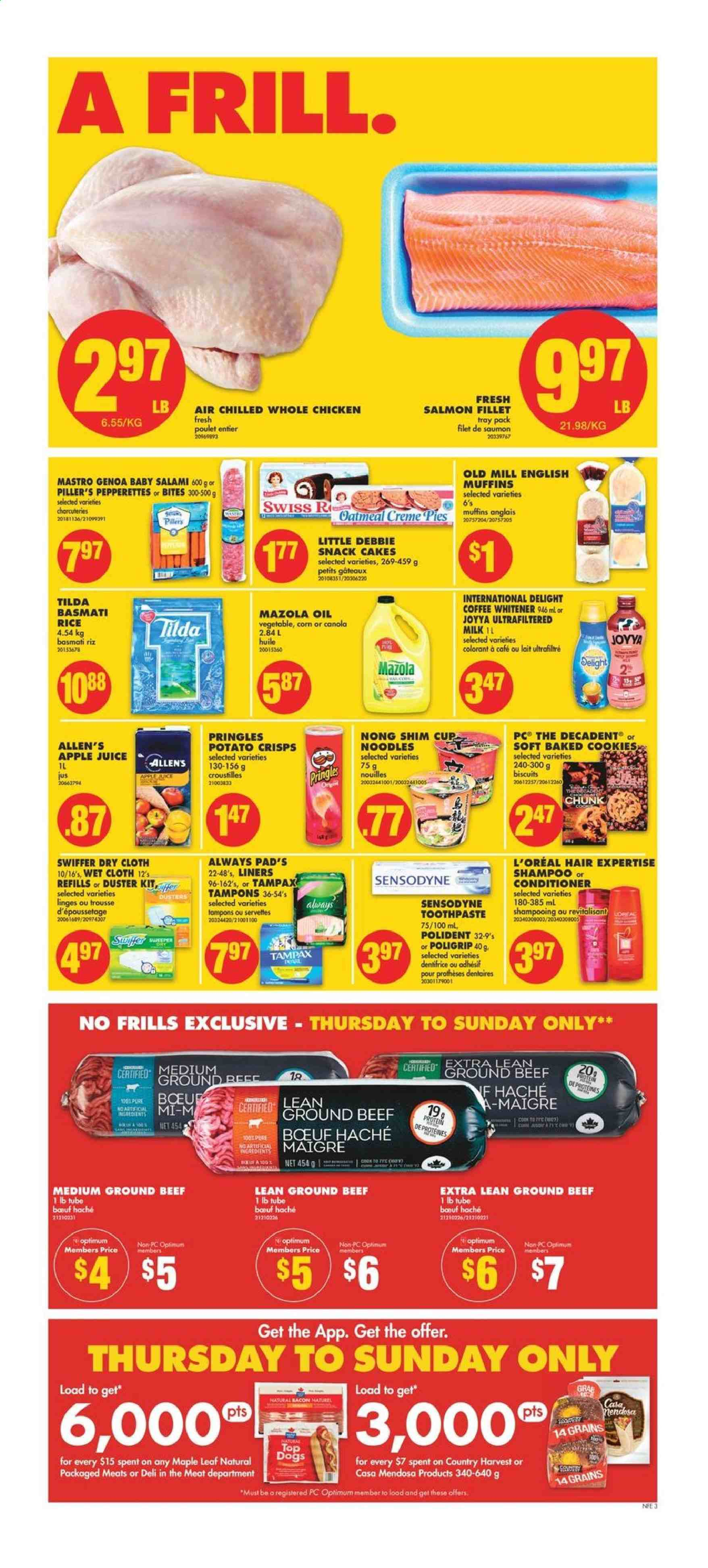 No Frills Flyer  - January 23, 2020 - January 29, 2020. Page 4.