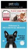 Pet Valu Flyer - February 06, 2020 - February 16, 2020.