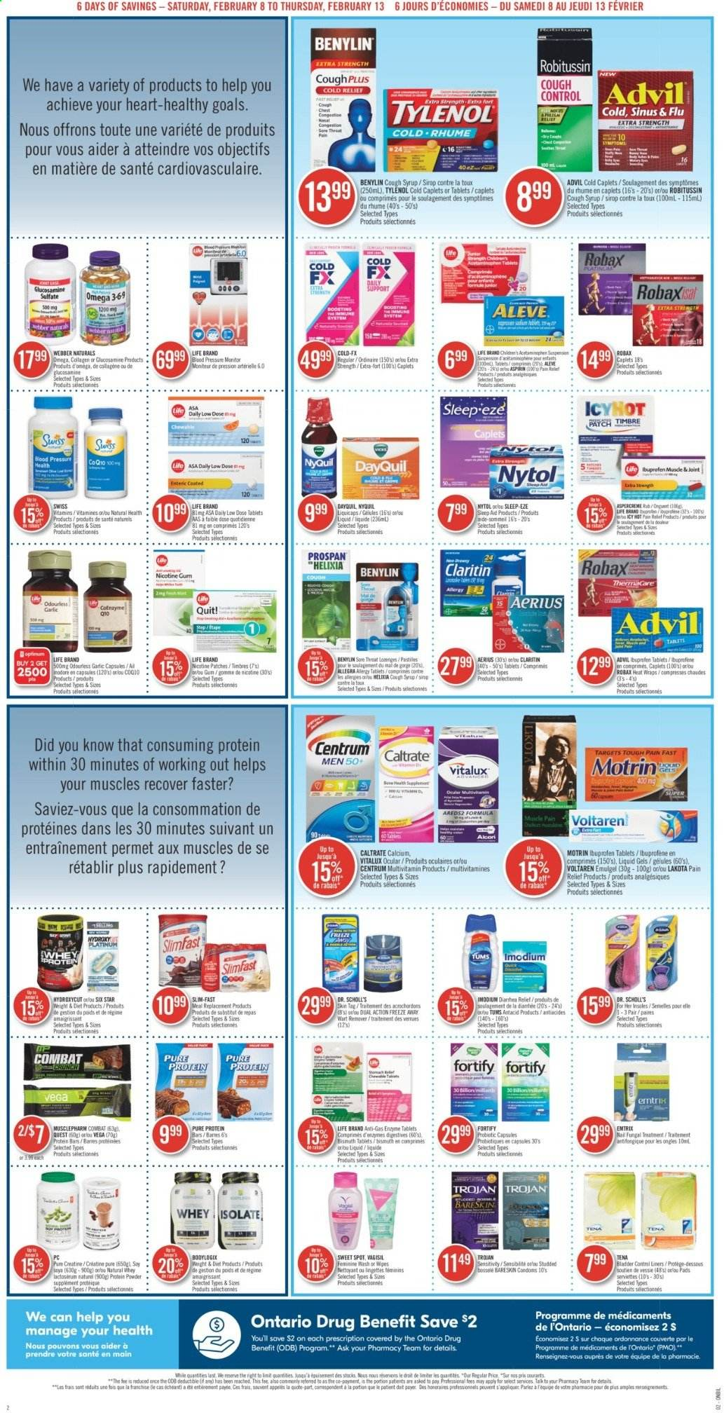 Shoppers Drug Mart Flyer February 08 2020 February 13 2020