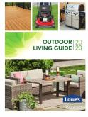 Lowe's Flyer - February 13, 2020 - July 30, 2020.