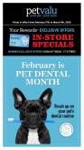 Pet Valu Flyer - February 17, 2020 - March 04, 2020.