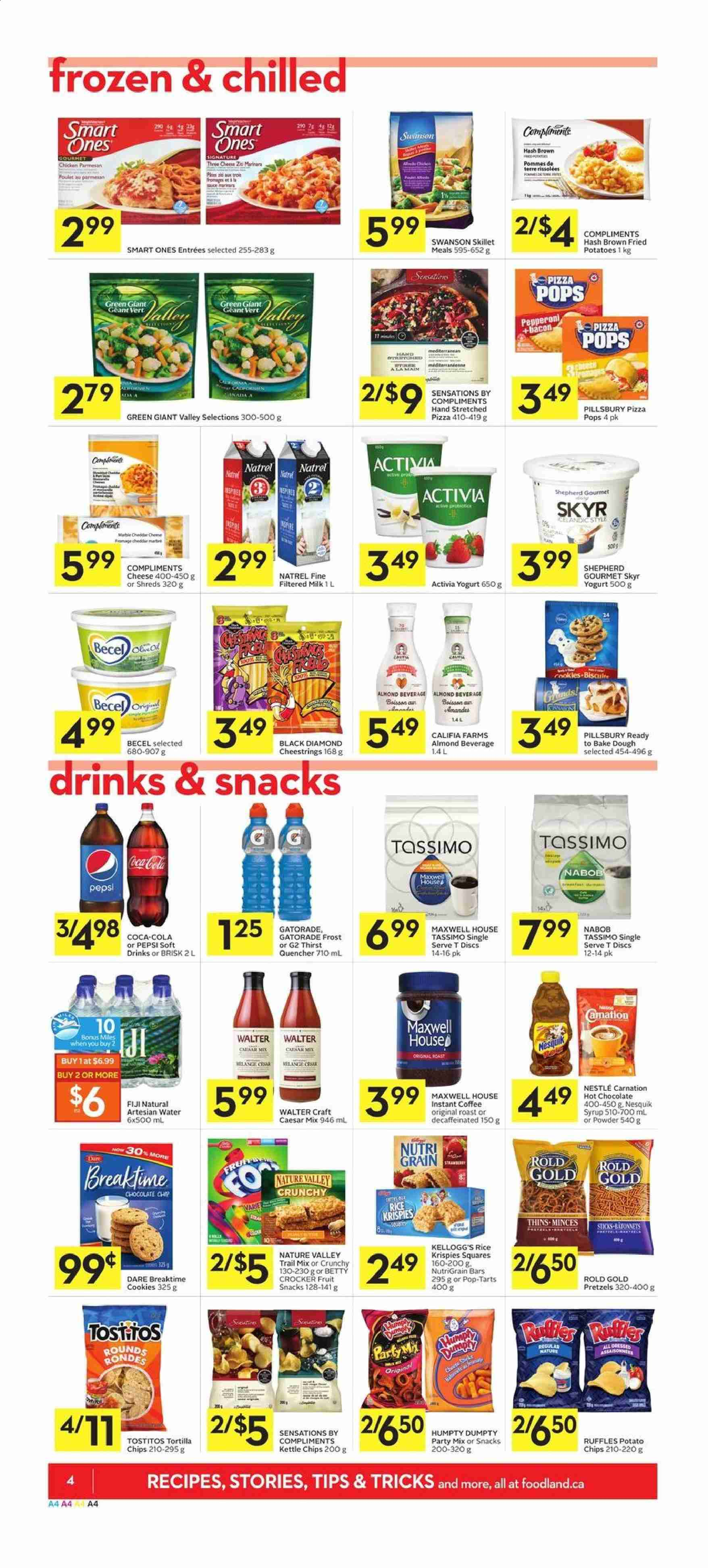 Foodland Flyer  - February 20, 2020 - February 26, 2020. Page 4.