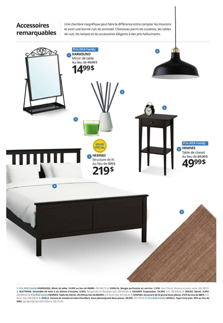 Ikea Table De Nuit current ikea flyer february 20, 2020 - march 01, 2020
