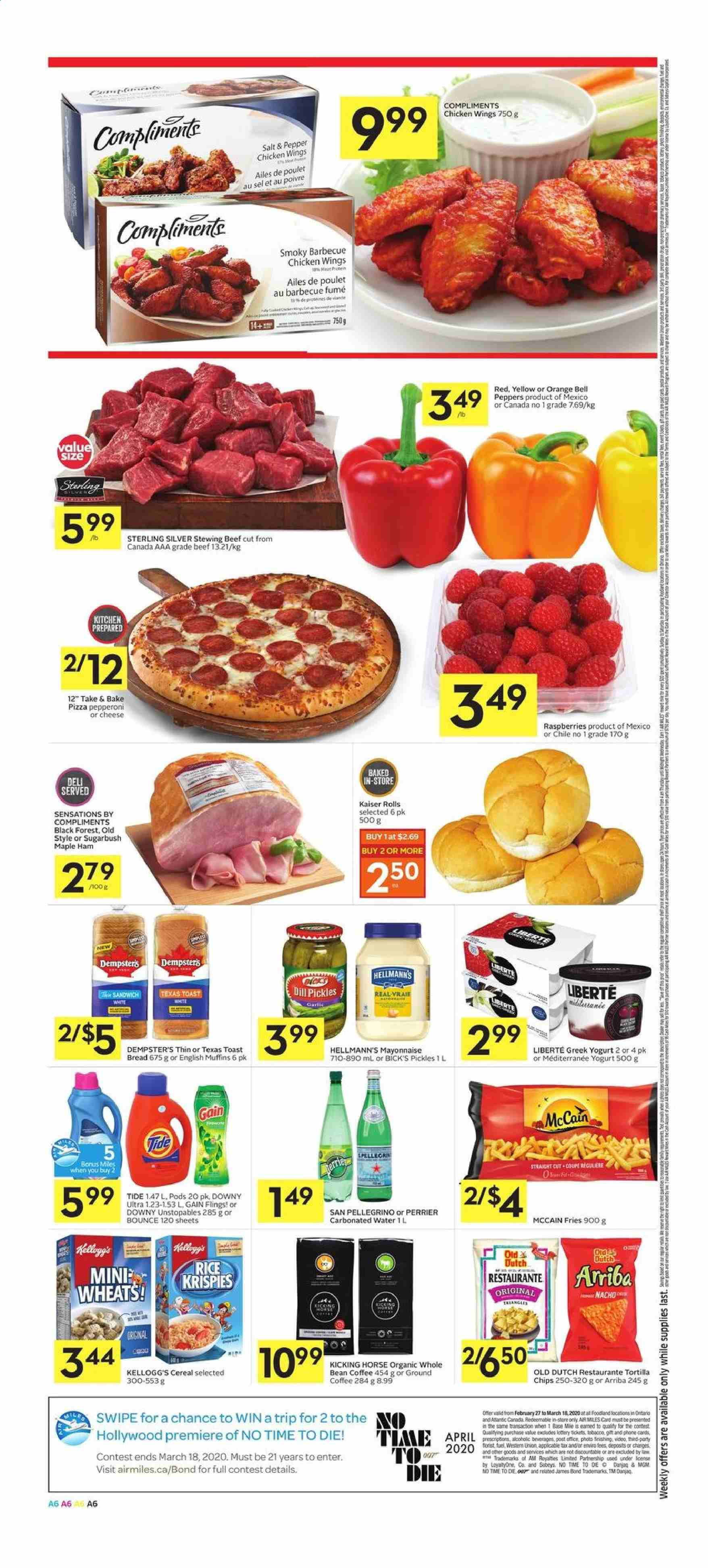 Foodland Flyer  - February 27, 2020 - March 04, 2020. Page 6.