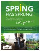 Lowe's Flyer - March 05, 2020 - April 29, 2020.