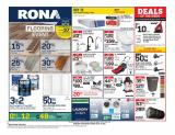 RONA Flyer - March 12, 2020 - March 18, 2020.