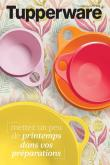 Tupperware Flyer - March 14, 2020 - April 10, 2020.