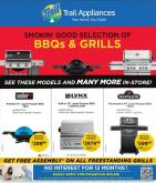 Trail Appliances Flyer - March 17, 2020 - April 10, 2020.