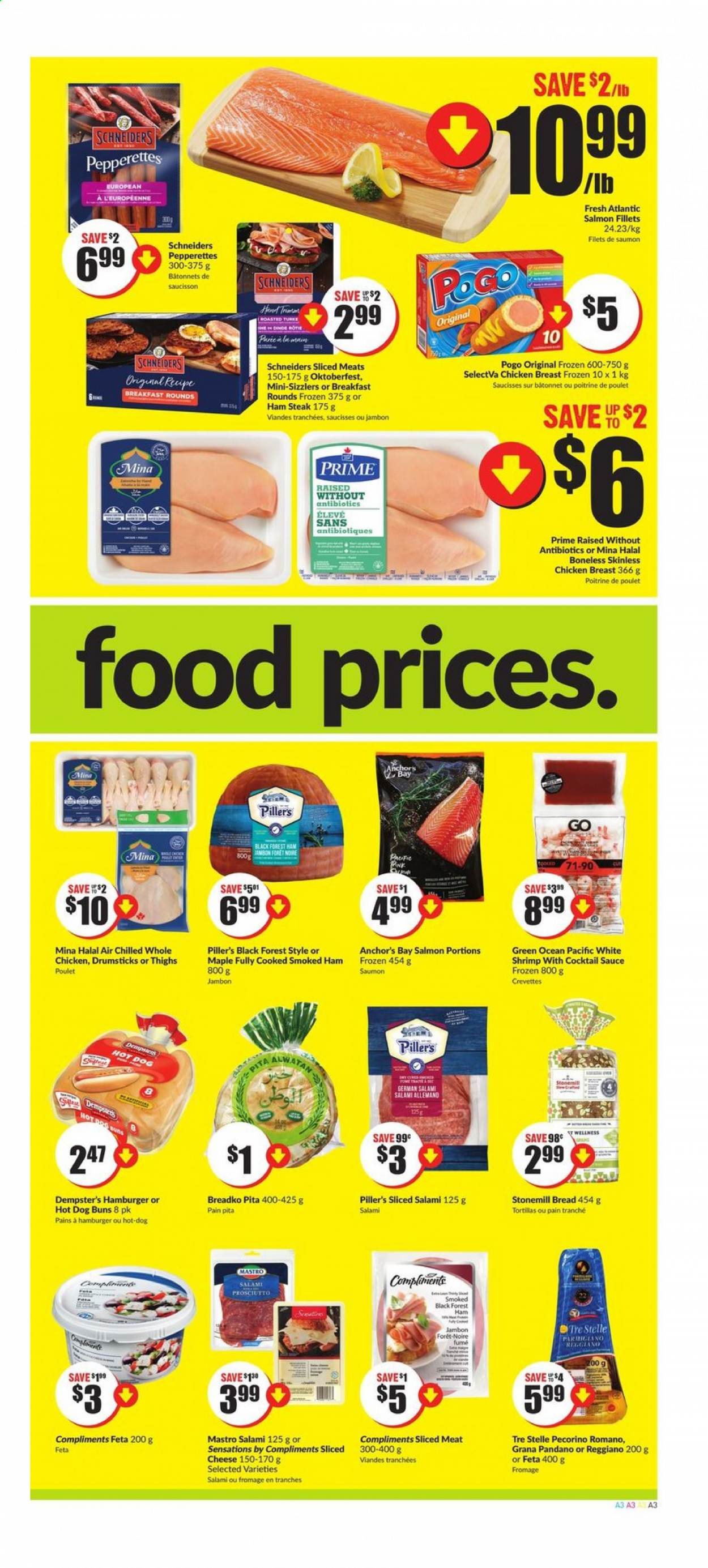 FreshCo. Flyer  - March 26, 2020 - April 01, 2020. Page 3.