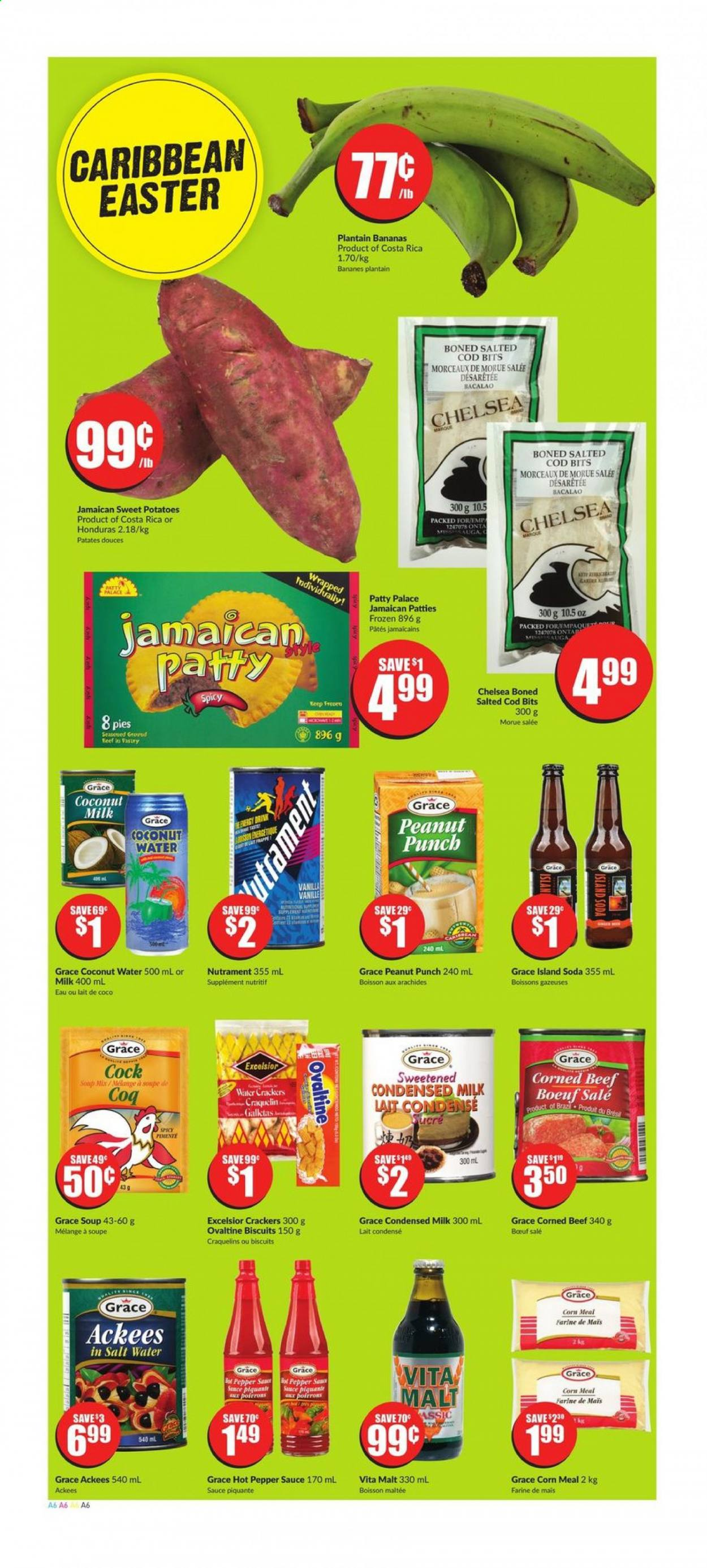 FreshCo. Flyer  - March 26, 2020 - April 01, 2020. Page 6.