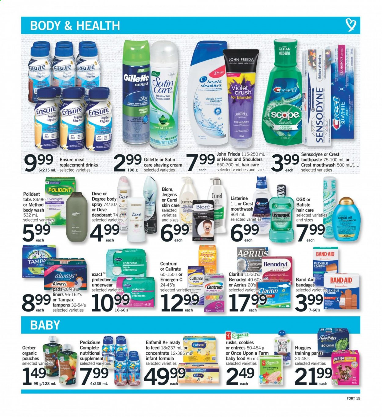 Fortinos Flyer  - March 26, 2020 - April 01, 2020. Page 16.