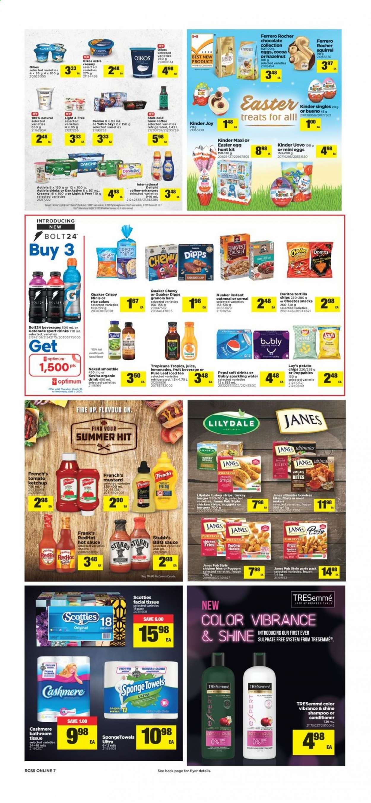 Real Canadian Superstore Flyer  - March 26, 2020 - April 01, 2020. Page 11.