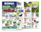 RONA Flyer - March 26, 2020 - April 01, 2020.
