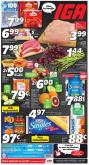 IGA Flyer - March 26, 2020 - April 01, 2020.