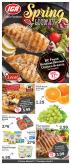 IGA Flyer - March 27, 2020 - April 02, 2020.